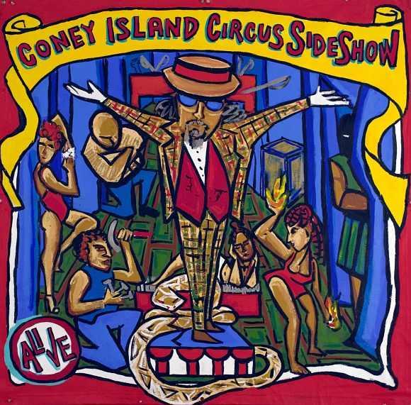 Coney Island Circus Sideshow – New Year's Day