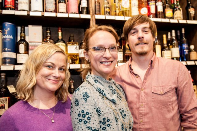 Amy Poehler sells wine in Park Slope, worst NYCHA building are in BK, and more links