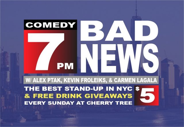 Bad News: It's A Comedy Show