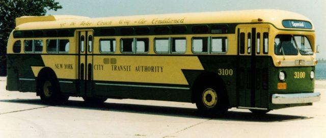 Enjoy vintage subway and bus rides through 12/30