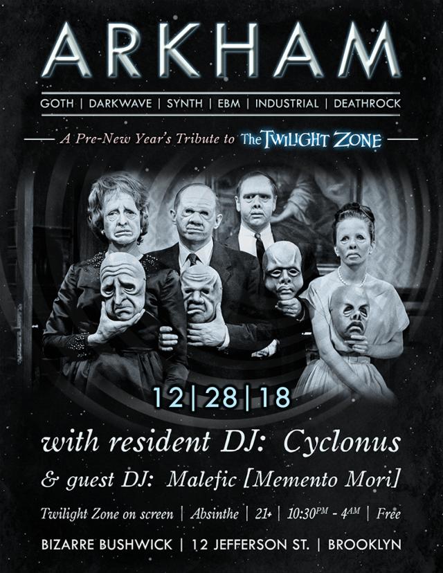 Arkham: The Twilight Zone Edition
