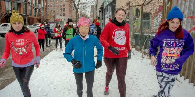 The 20 best things to do this weekend, ugly sweater 5k edition