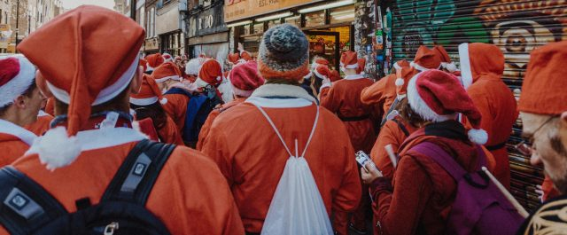 Prepare yourselves: a complete list of places to avoid during the snakepit of Santacon 2018