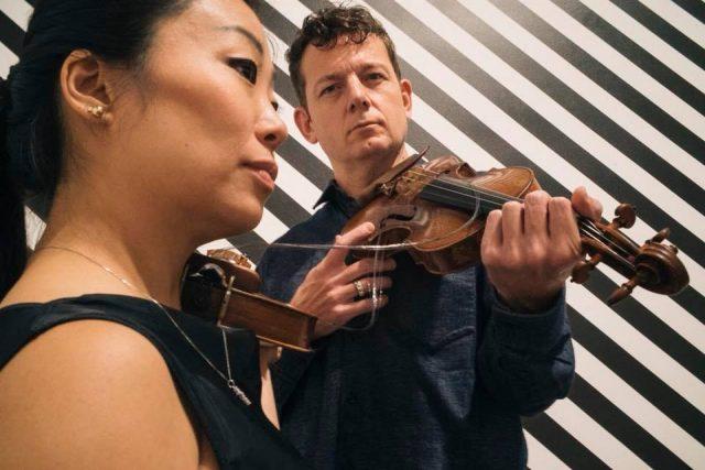 String Noise: Whispering