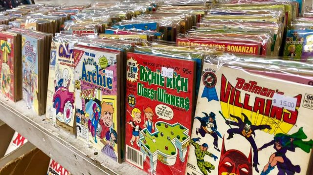 St. Mark's Comics to close at the end of February
