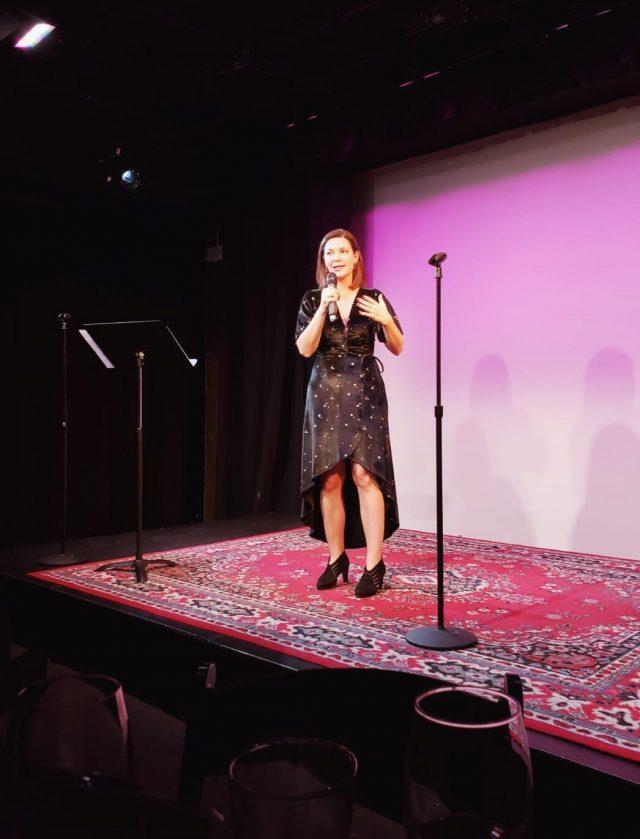 Dani Faith Leonard on Adult Sex Ed