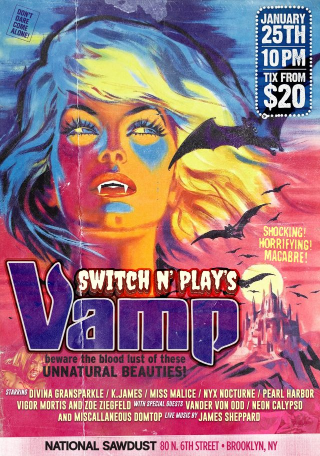Switch n' Play: VAMP