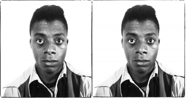 Worth the trip to Manhattan: God Made My Face: A Collective Portrait of James Baldwin