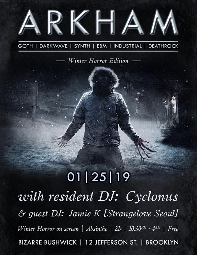 Arkham: Winter Horror Edition