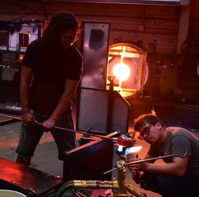 The best cheap things to do this weekend, hot glass edition