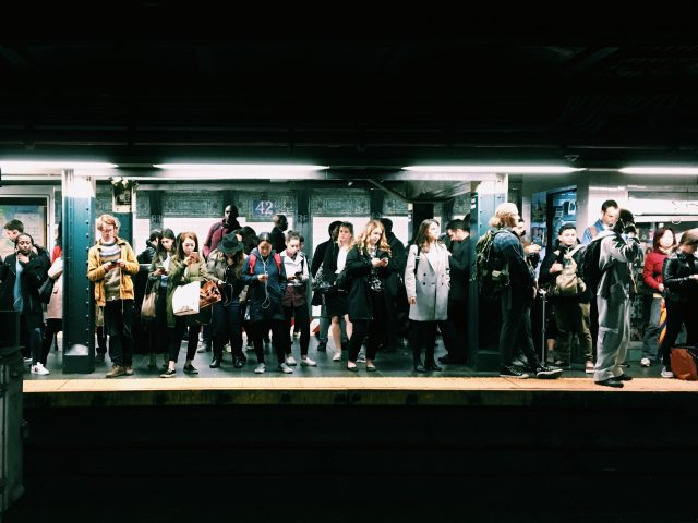 FYI: subway weekend service changes (1/4)