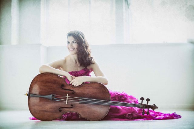 Inbal Segev Performs Solo Cello Works by 21st Century Women Composers