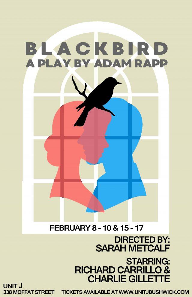 Blackbird: A Play by Adam Rapp