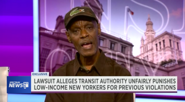 MTA seizes tax refund of former homeless Brooklyn veteran for 22 year old ticket
