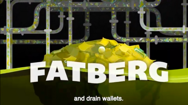 NYC Battles Fatberg Epidemic