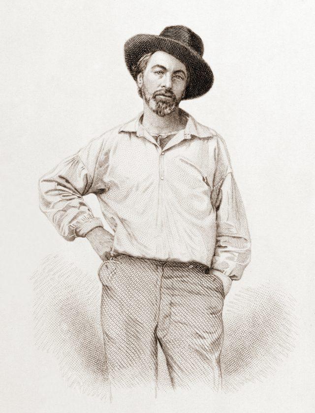 Walt Whitman is the original Brooklyn bohemian