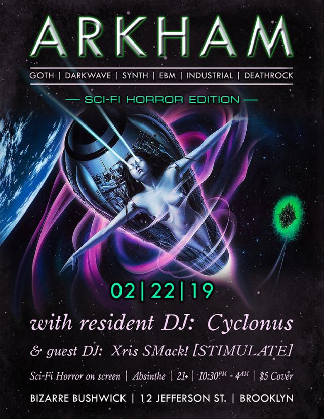 Arkham: Sci-Fi Horror Edition