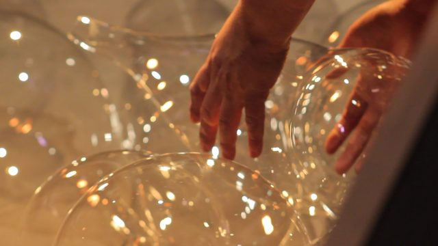 Open Studios: Sparkles!