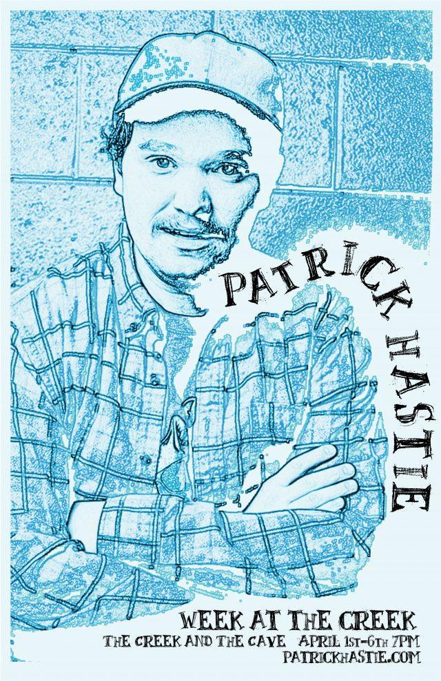 Patrick Hastie – Week At The Creek