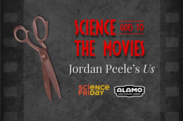 Us: Science Goes To The Movies with Science Friday