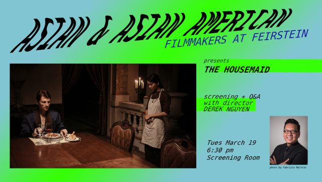 Asian horror film 'The Housemaid' screening at Steiner Studios (3/19)