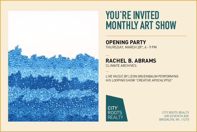 City Roots Monthly Art Show