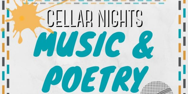 CELLAR NIGHTS: Music & Poetry Edition