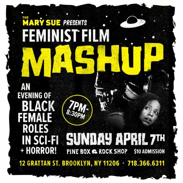 The Mary Sue Feminist Film Mashup