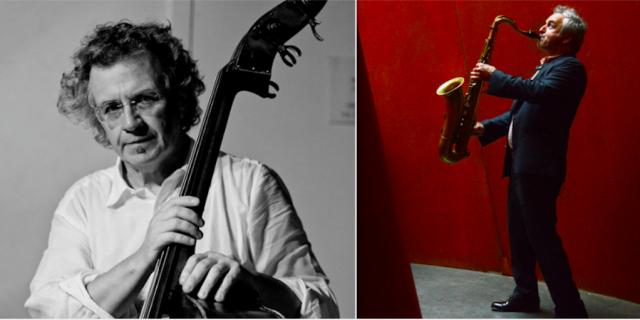 Avram Fefer / Michael Bisio Duo