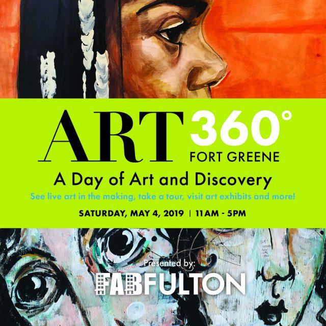 ART 360º/FORT GREENE