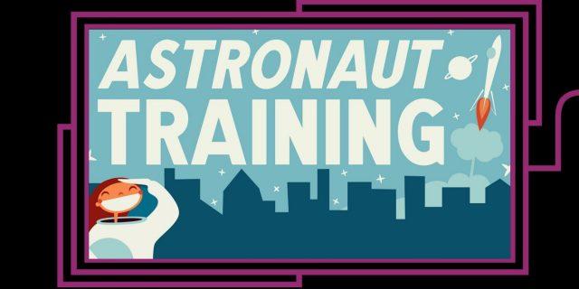 Astronaut Training: a Space Camp game show for lunatics