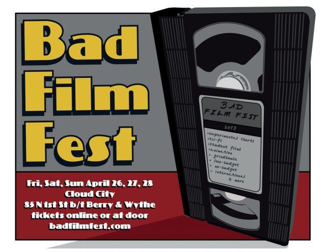7th annual Bad Film Fest