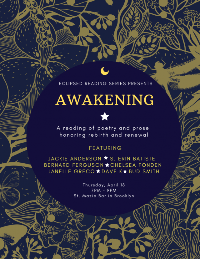 Eclipsed Reading Series: Awakening