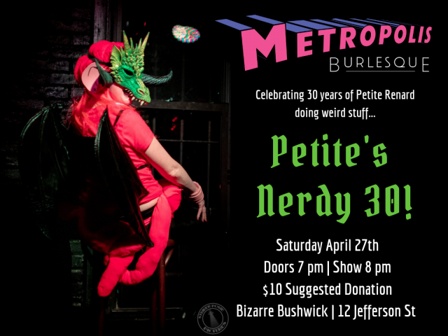 Petite's Nerdy 30!