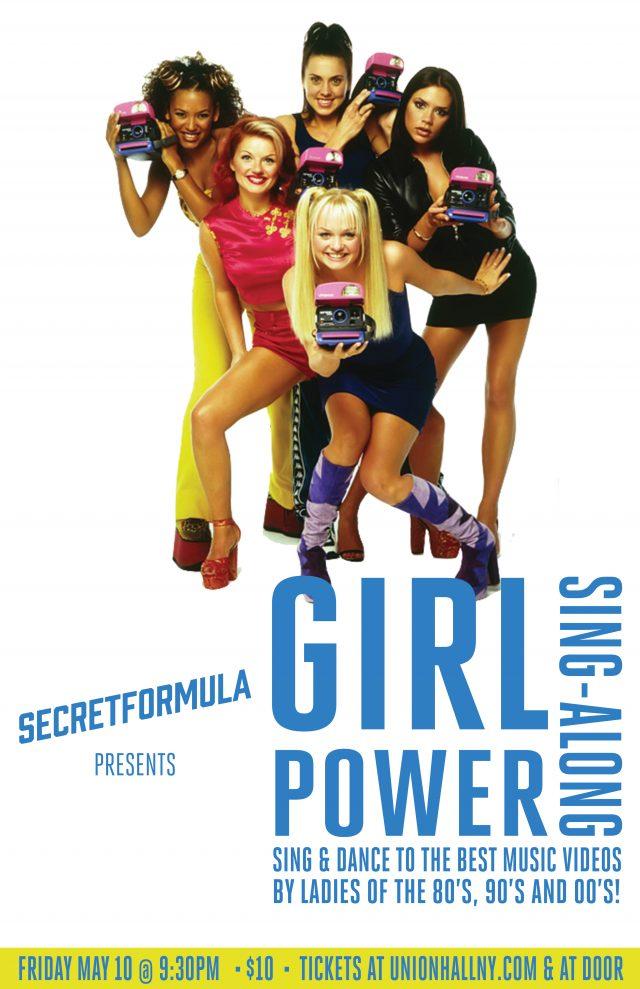 Girl Power Sing-Along