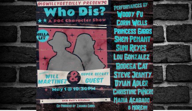 Who Dis? A POC Character Show