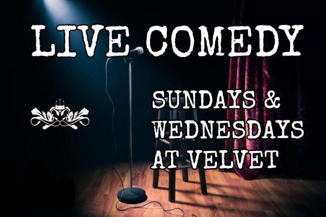 Sunday Comedy Night @ Velvet