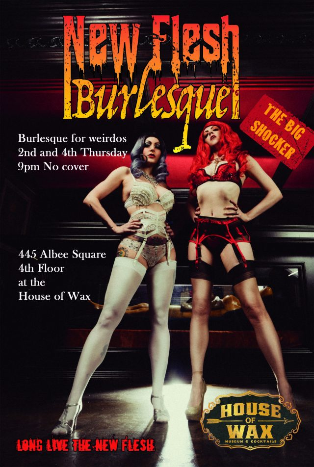 New Flesh Burlesque