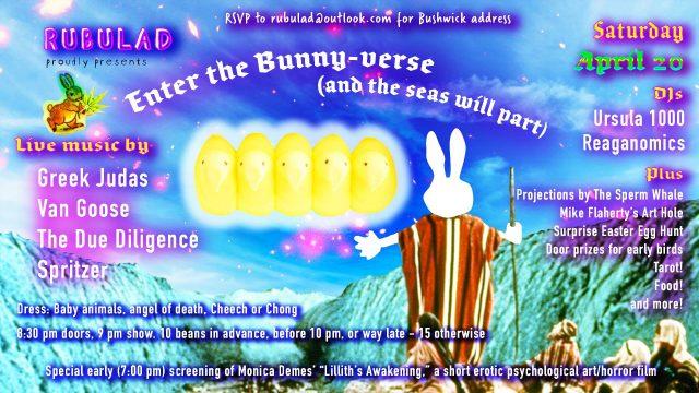 Rubulad Presents: Enter the Bunny-Verse!
