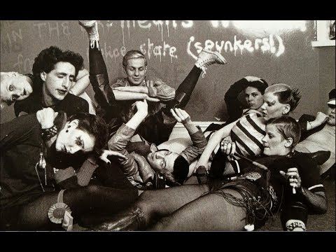 No Return Post Punk Society's May Dance Soirée!