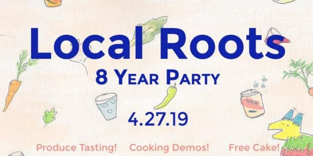 Local Roots Epic Farm-to-Table Party