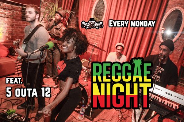 Reggae Monday @ Velvet