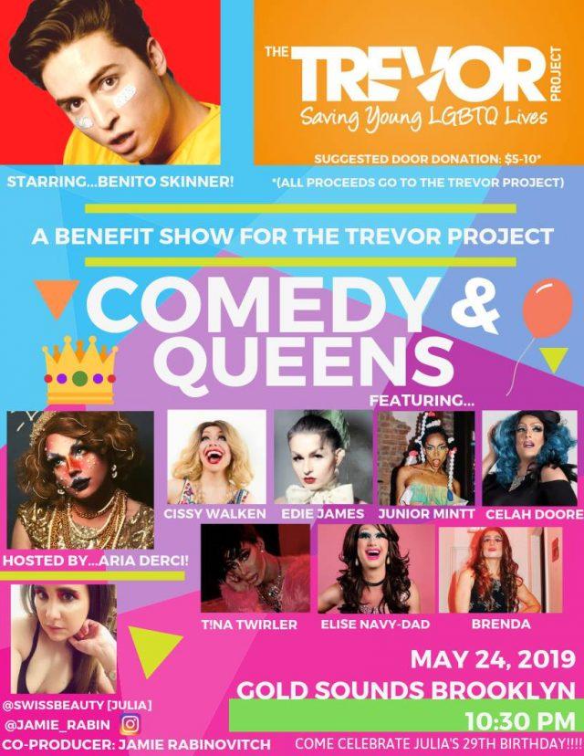 Comedy & Queens