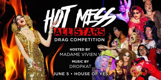 Hot Mess All Stars: Pride Edition