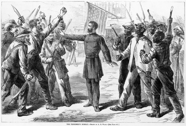 Not Always Black and White: A History of Race During Reconstruction