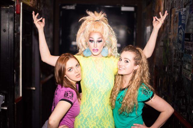 Left Breast Comedy Hour: Pride Edition