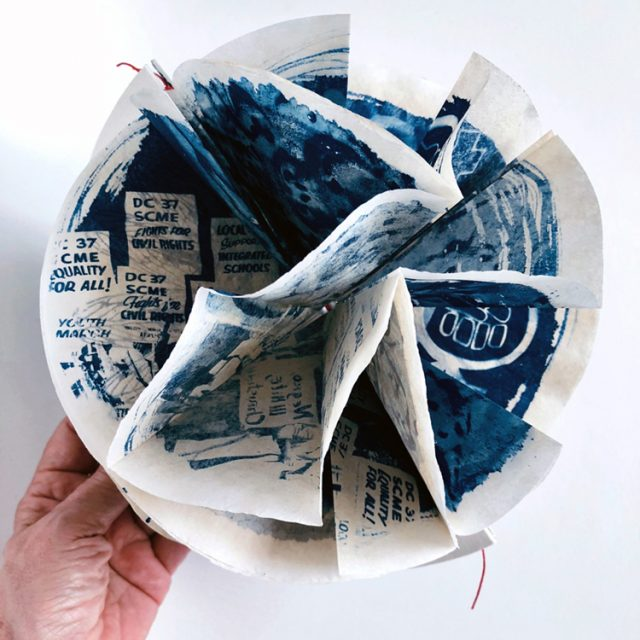 Circular Bookmaking Workshop