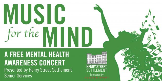 Music for the Mind: FREE Mental Health Awareness Concert