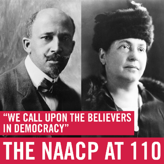 Panel Discussion: The NAACP at 110