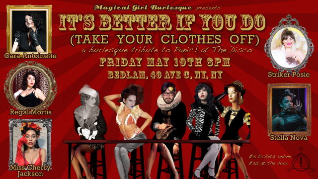 It's Better If You Do (Take Your Clothes Off)